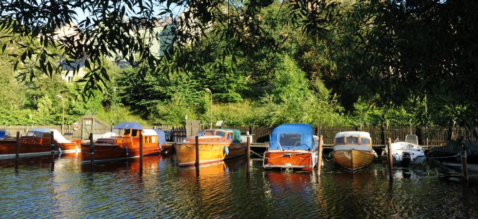 Stora problem för båtklubbarna i Årstaviken