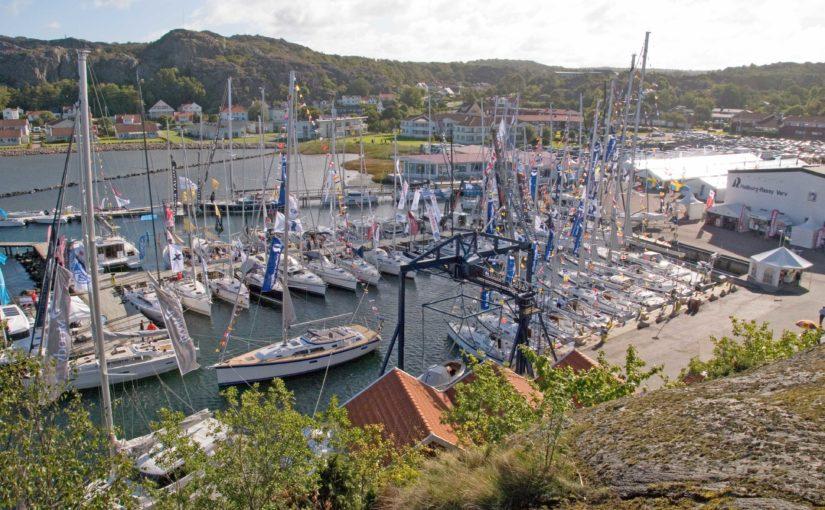 Fler segelbåtar på Öppet Varv 2017 än 2016