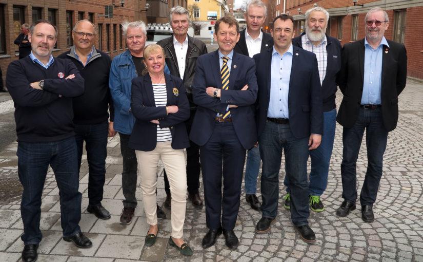 Demokrati och val i fokus på Båtriksdagen