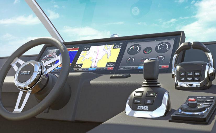 Volvo Penta ökar försäljning och lönsamhet