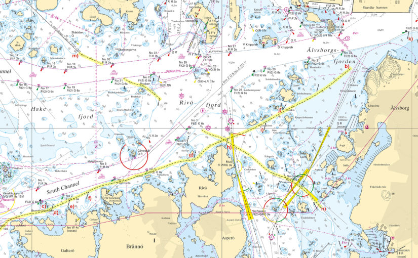 Ny farled för fritidsbåtar i Göteborg