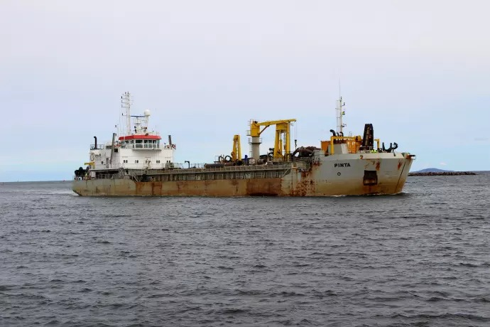 Sanering av Oskarshamns hamnbassäng – viktigt för en renare Östersjö