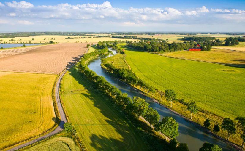 Träddonation skapar hållbarhet längs Göta kanal