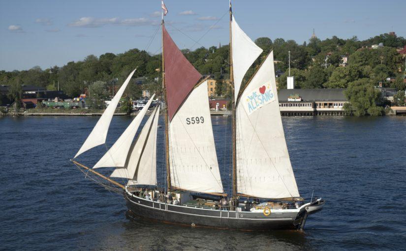 Miljonstöd till åtta historiska fartyg