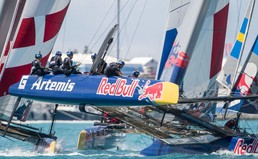 Svenskbåt till final i Red Bull Youth America's Cup