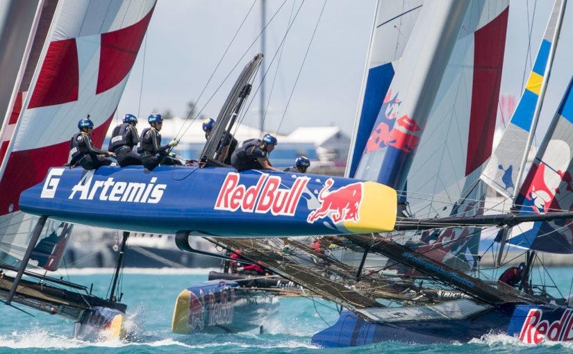 Svenskbåt till final i Red Bull Youth America's Cup