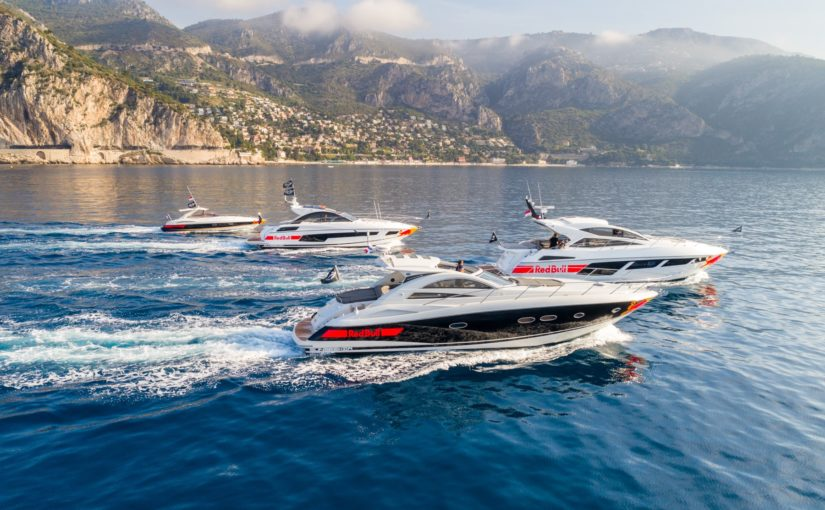 Sunseeker i samarbete med Red Bull Racing