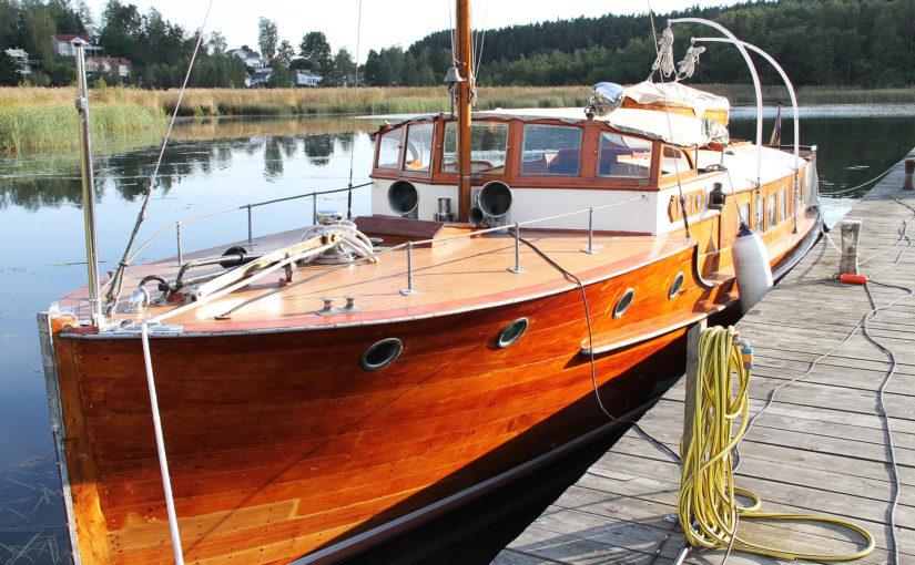 135 fritidsbåtar k-märkta av Sjöhistoriska museet