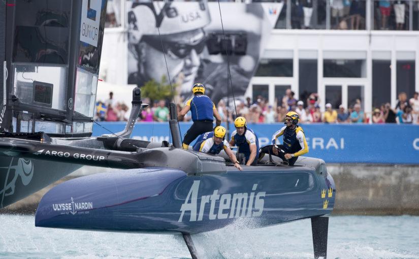 Artemis Racing möter Japan i semifinal