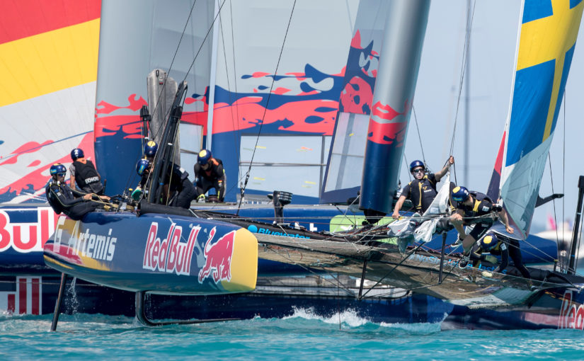 Artemis Youth Racing favoriter i Youth America´s Cup