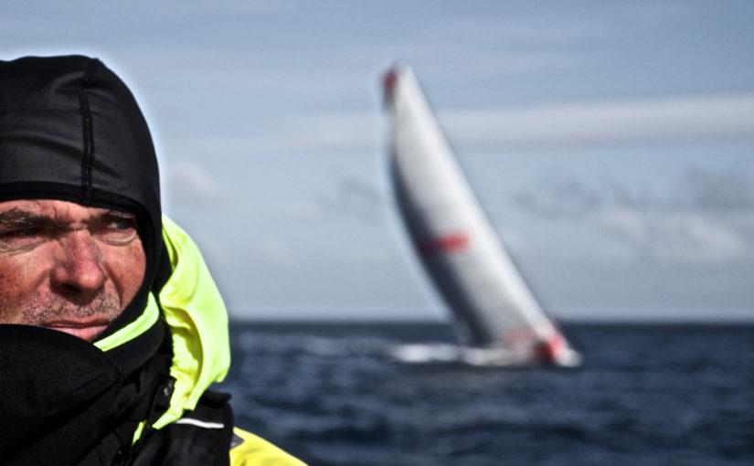 Nederländska Team Brunel sjunde laget i Volvo Ocean Race 2017-18