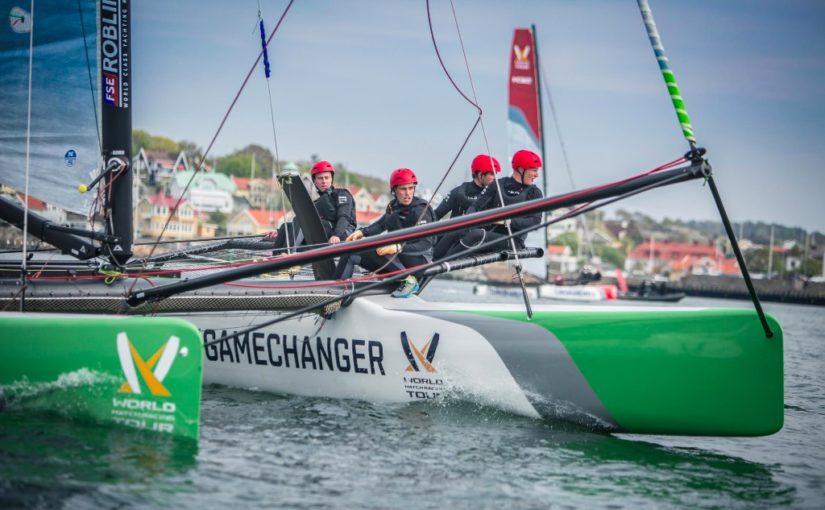 Höga förhoppningar bland svensklagen på Marstrand