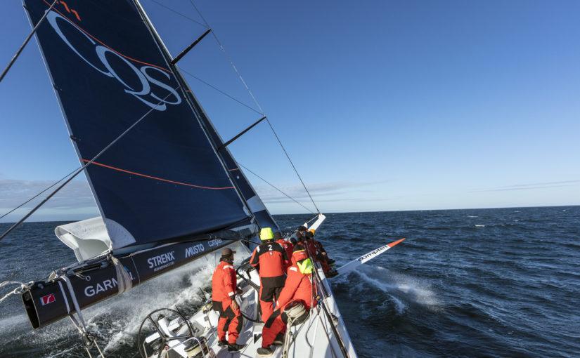 Nytt fartrekord runt Gotland