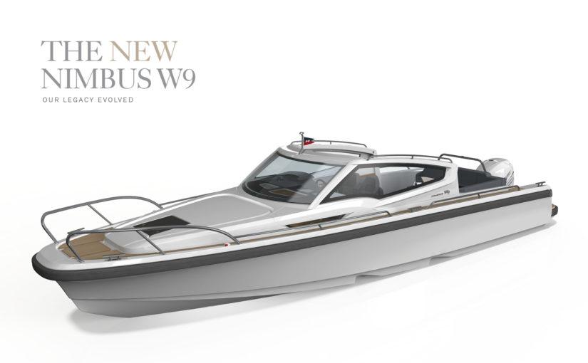 Fler bilder på Nimbus nya båtserie