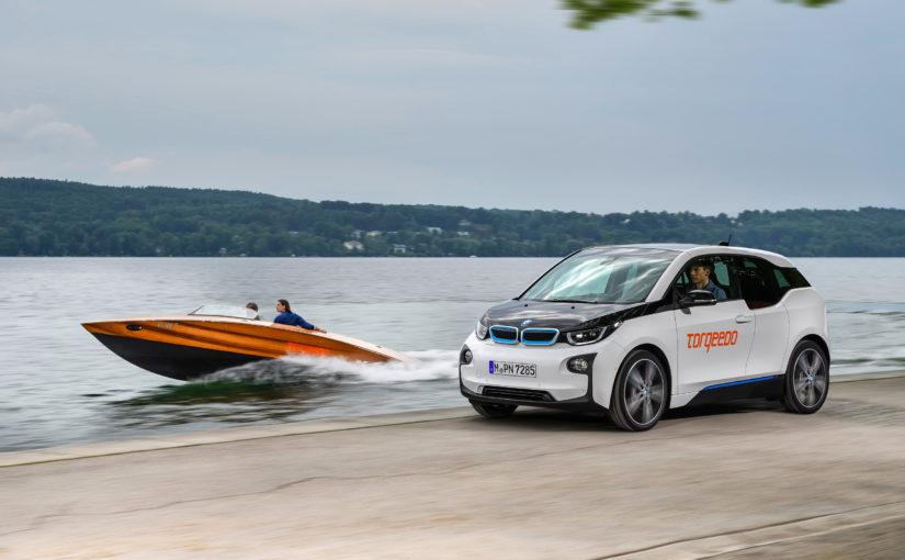 Torqeedo och BMW sjösätter den senaste batteritekniken