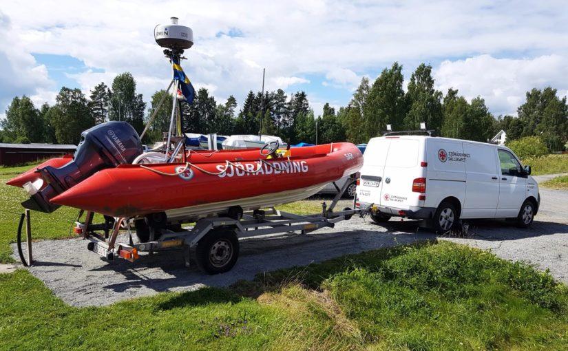 Siljan/Runn klar som Sjöräddningssällskapets 70:e räddningsstation