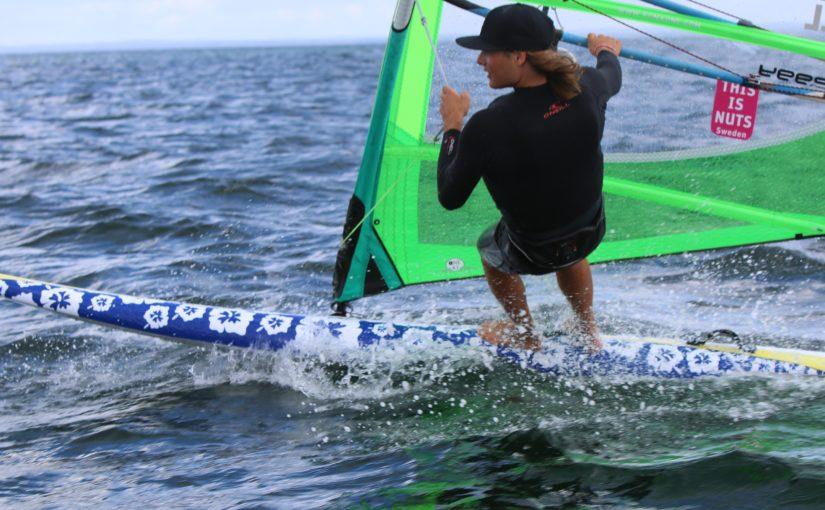 Adam Holm världsmästare i Kona One-klassen