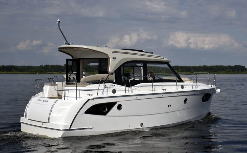 Bavaria E 34 får världspremiär på Marstrand Boat Show