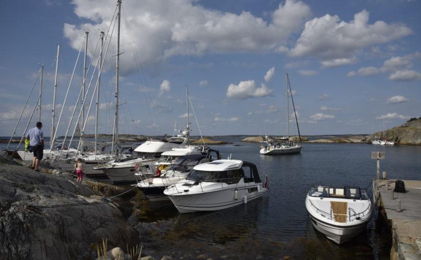 AirBnB-tjänst för båtar i Sverige