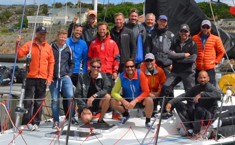 Sjösportskolan igång med äventyrssegling ToR Västindien