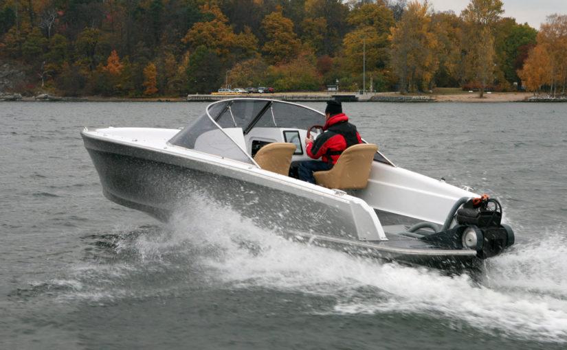 Candela styr mot elektrifiering av båtlivet