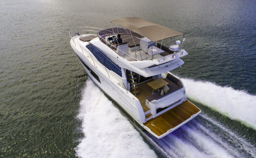 Prestige Yachts satsar med sex nya modeller