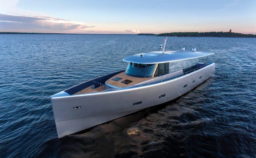 Baltic yacht kombinerar design, stil och komfort