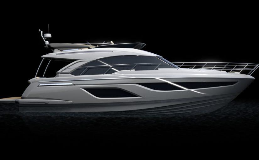R55 – Största motorbåten någonsin från Bavaria