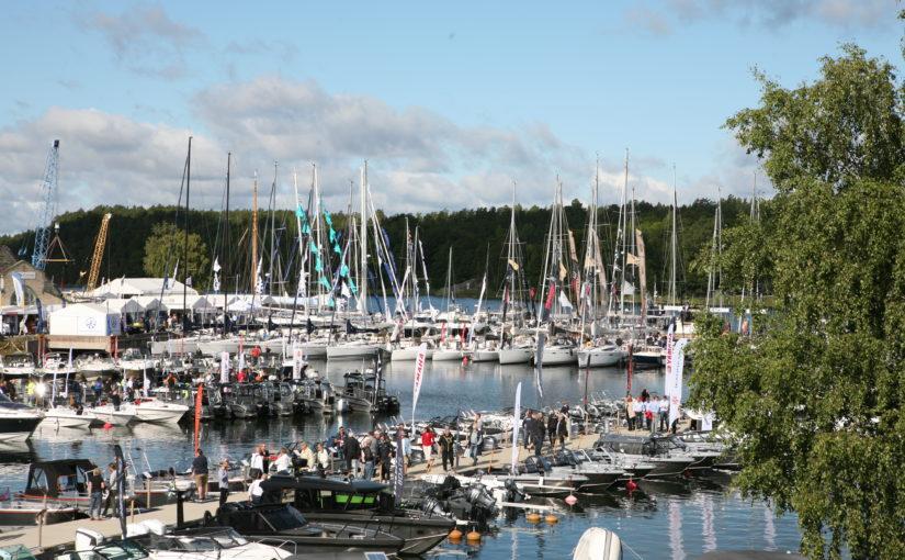 Ökad försäljning och intresse på Allt på Sjön i Gustavsberg