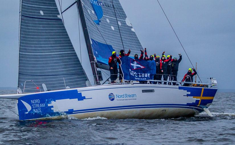 Svensk seger i Nord Stream Race