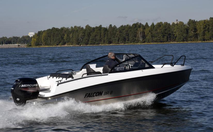 Ny serie aluminiumbåtar från Finland