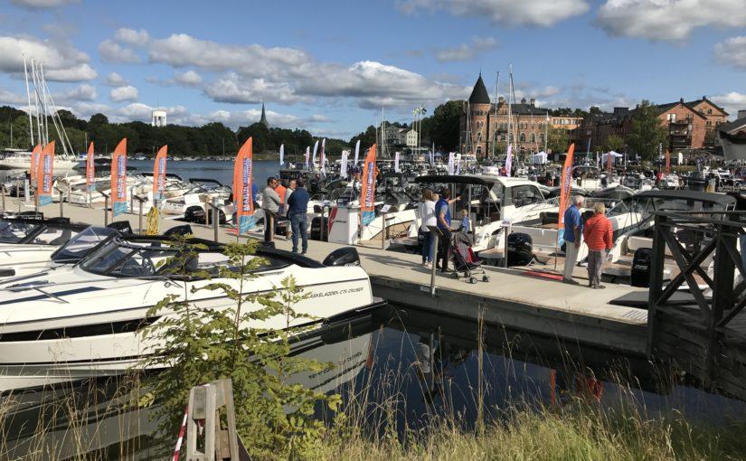 Allt på Sjön i Gustavsberg har öppet hela helgen