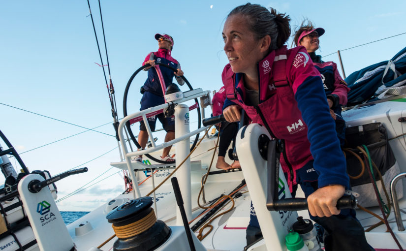 Vinn exklusiv resa till starten av Volvo Ocean Race!