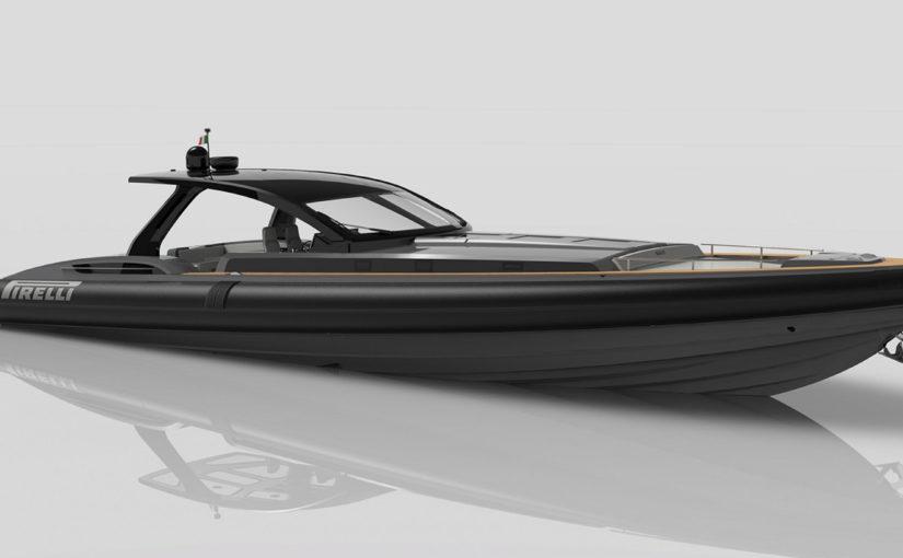 Team Mannerfelt ritar nytt vasst flaggskepp till Pirelli