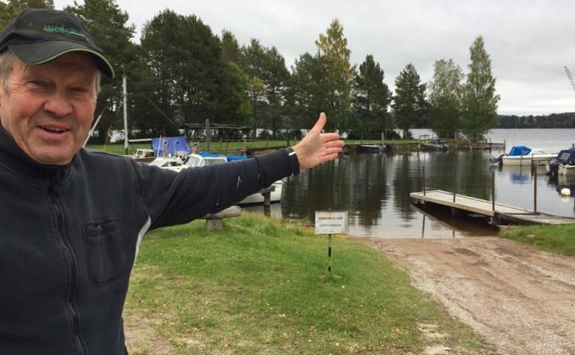 160 000 kronor till båthamnen i Västanvik
