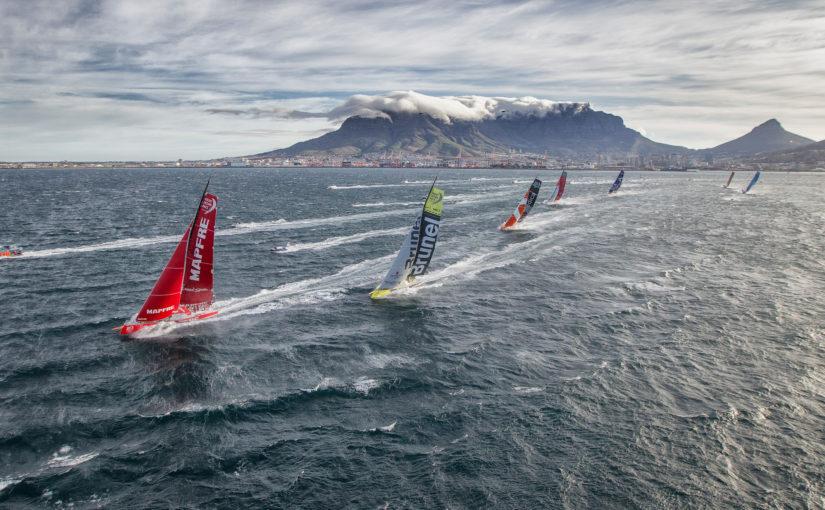 Volvo ändrar rutten för framtida Volvo Ocean Races