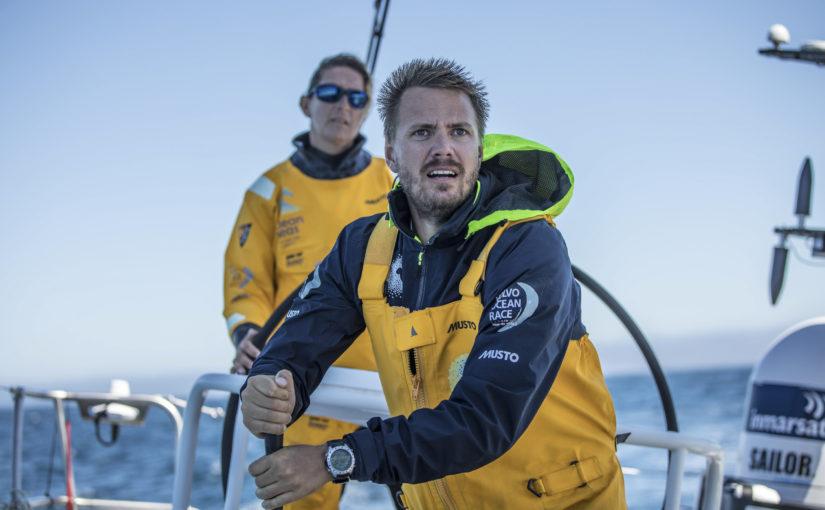 Martin Strömberg seglar Volvo Ocean Race för fjärde gången