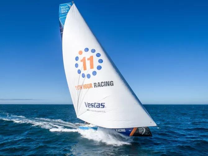 Bluewater renar dricksvatten till Volvo Ocean Race-team