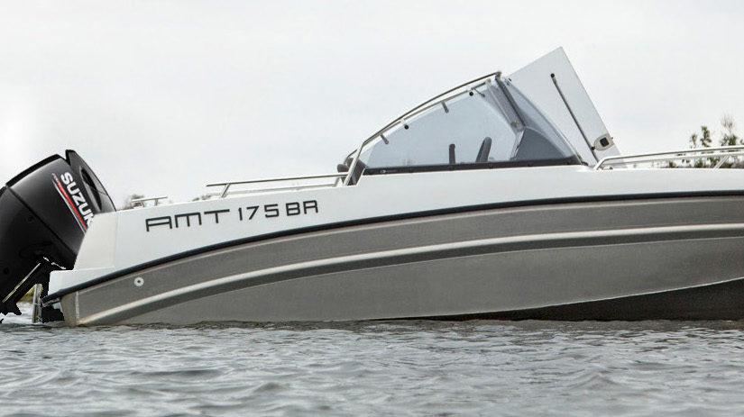 AMT bygger 175 BR med aluminiumskrov