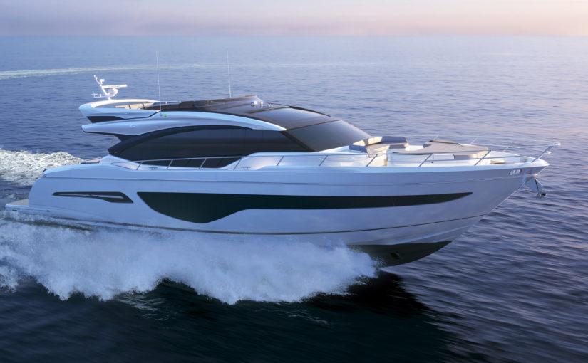Princess S78 – sportigt flaggskepp för maximal njutning