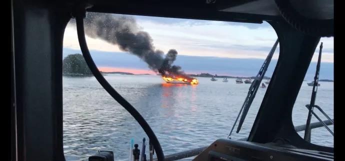 900 fall av sjöräddning under årets fritidsbåtssäsong