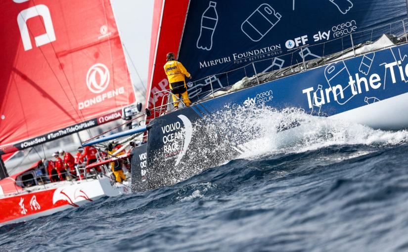 Volvo Ocean Race 2017–18 har startat