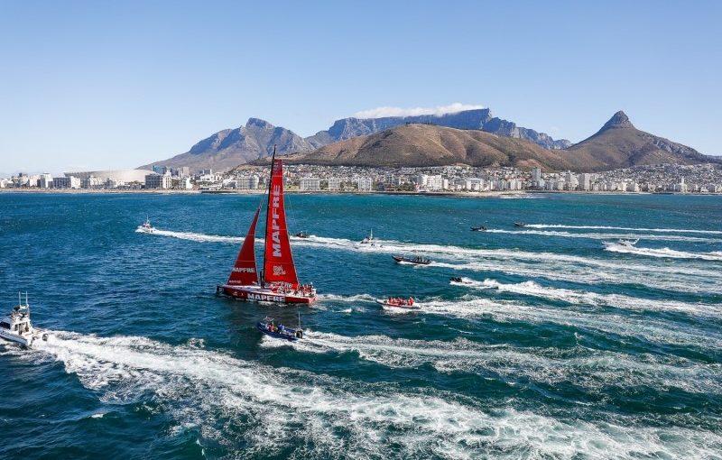 MAPFRE vann Leg 2 av Volvo Ocean Race