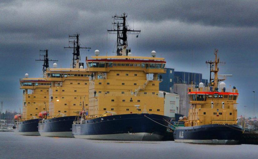 Isbrytarflottan behöver förnyas