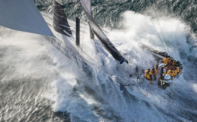 Premiär för Volvo Ocean Race-magasin i Sportkanalen