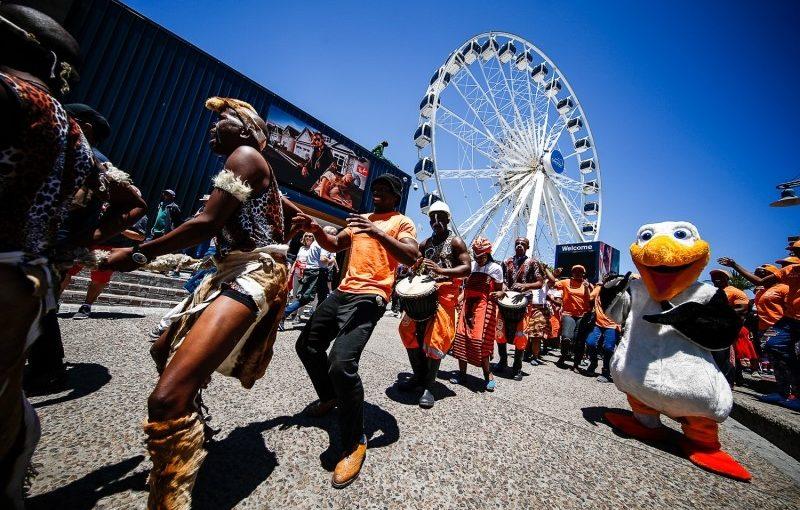 Kapstaden tar emot Volvo Ocean Race
