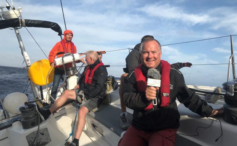 Följ Sjösportskolans segling på Kanarieöarna i Skärgårdsradion!