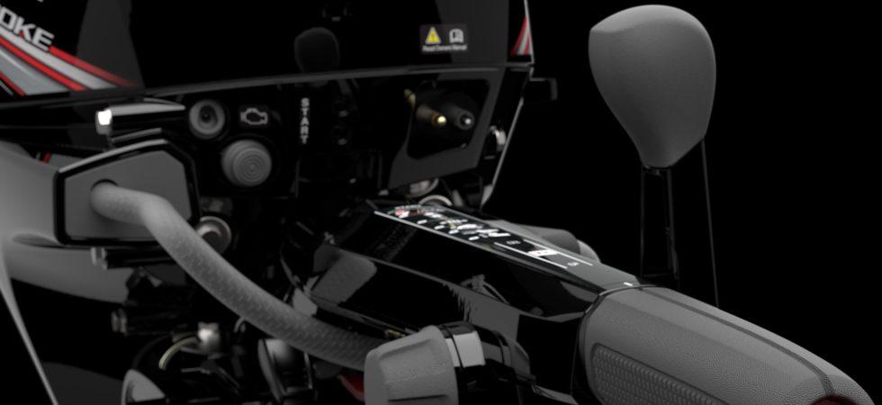 Mercury visar nya EFI FourStroke på 15/20 hk