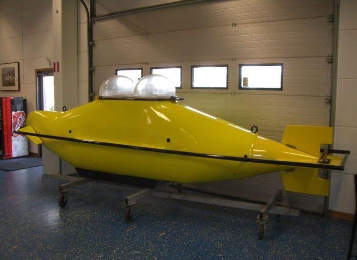 Unik chans att köpa Beatles-ubåt i julklapp