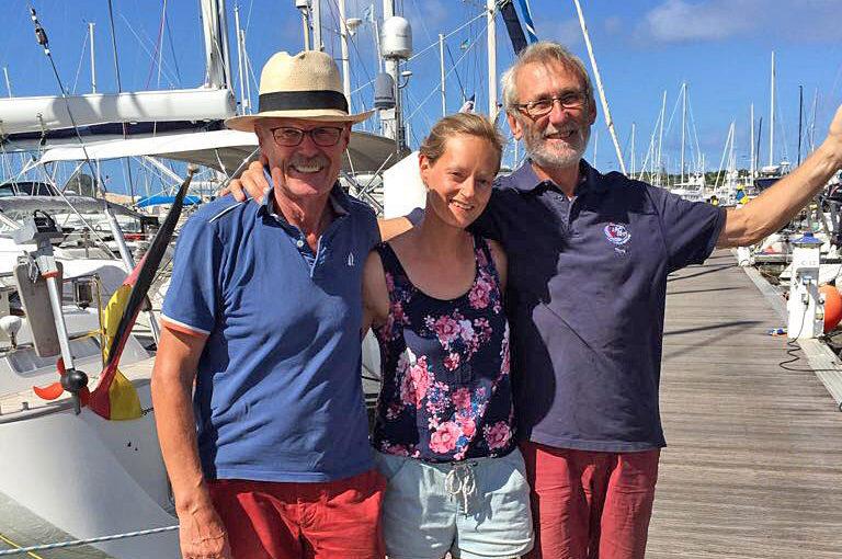Hallberg-Rassy totalsegrare i Atlantic Rally for Cruisers